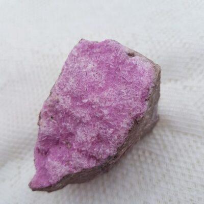 kobolt kalcit kluster rosa