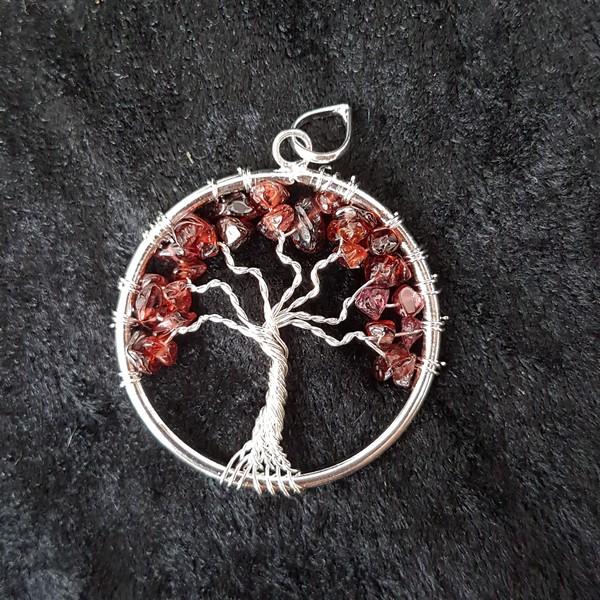 livets träd granat