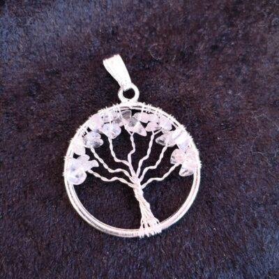 livets träd bergkristall