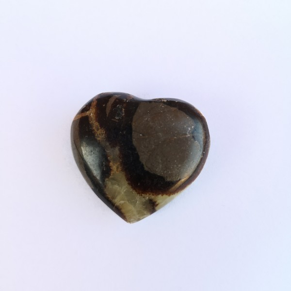 septarian draksten hjärta