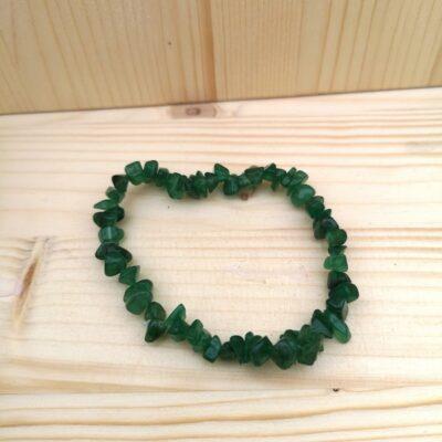 armband grön aventurin