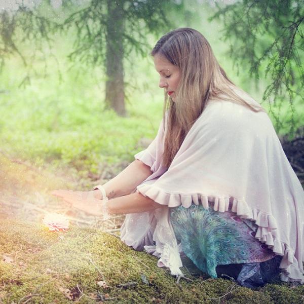 Djurkommunikation med Healing Crystals