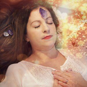 meditation kristaller healing