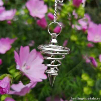 pendel silver metall