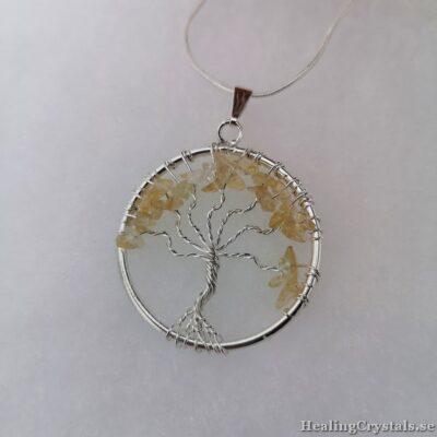livets träd citrin