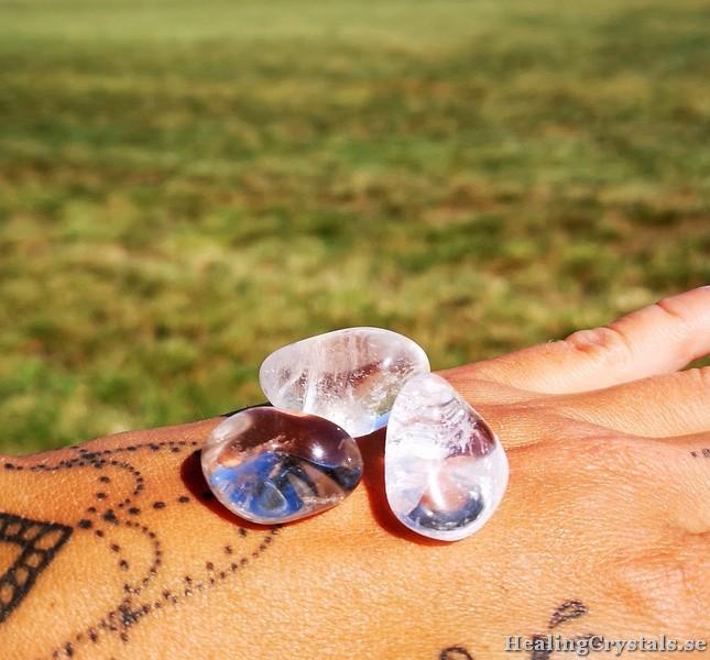 trumlad bergkristall healing