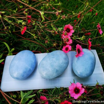 selenit inredning palmstone