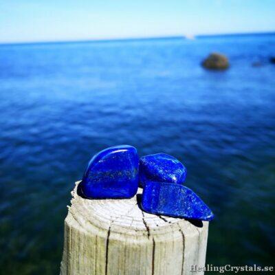trumlad lapis lazuli